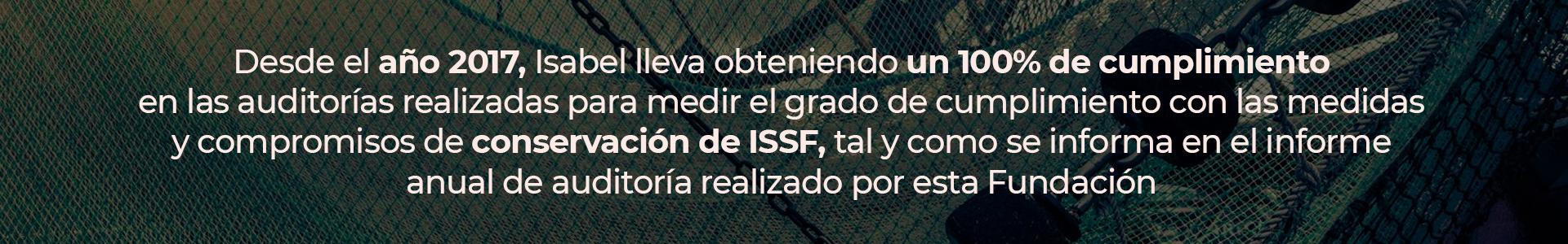 Destacado ISSF