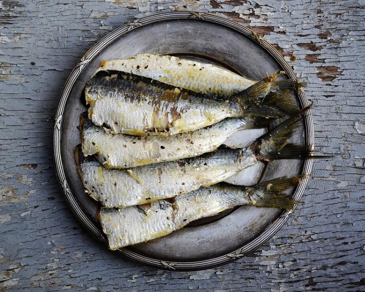 Recetas con sardinas Al Grill