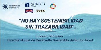No hay trazabilidad sin sostenibilidad