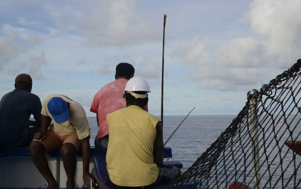 Pesca Sostenible: Isabel y OXFAM